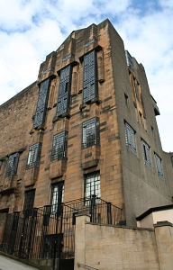 The Glasgow School of Art.